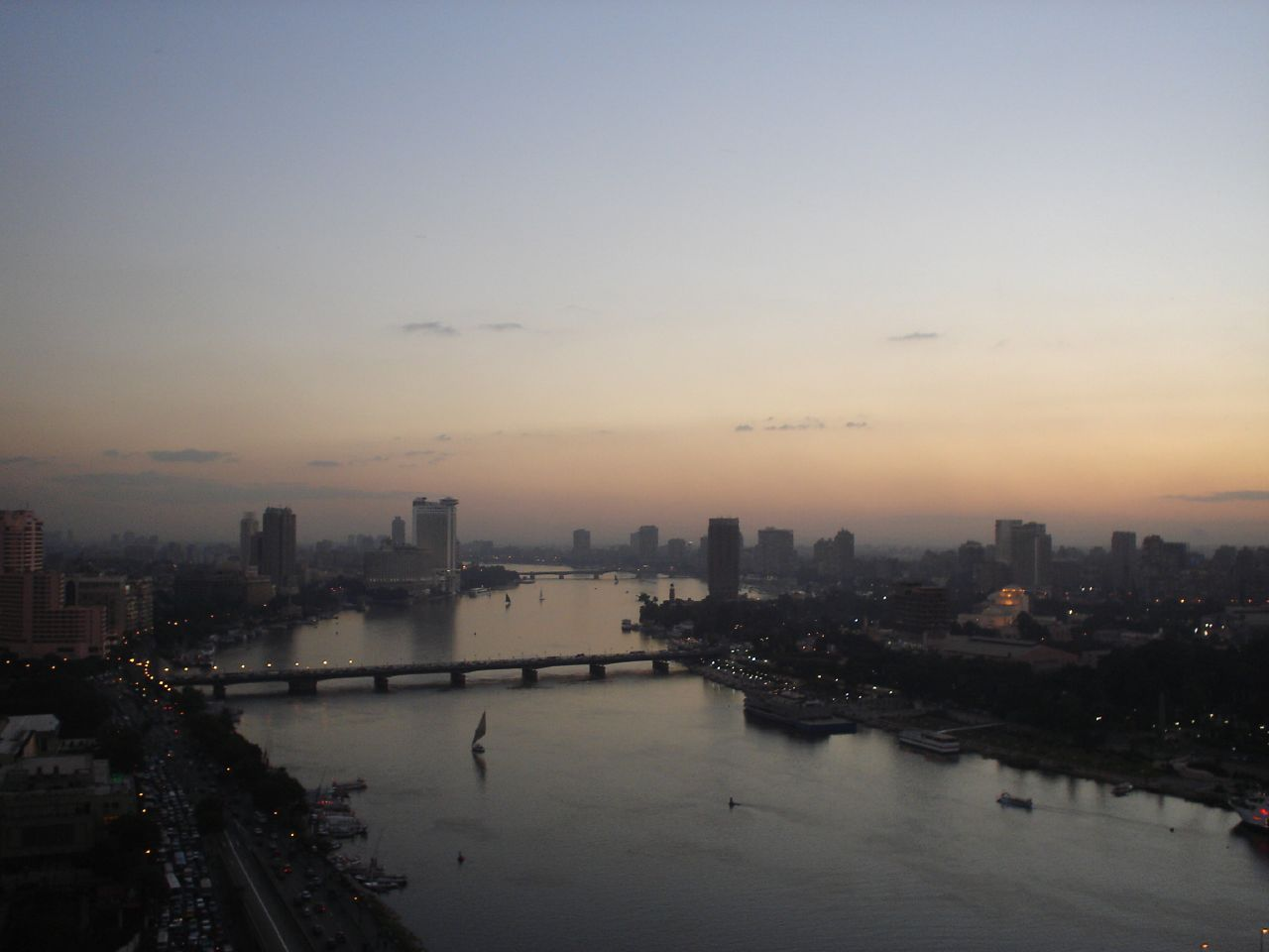 Cairo, Egypt. Picture by Tarek Siala | Flickr