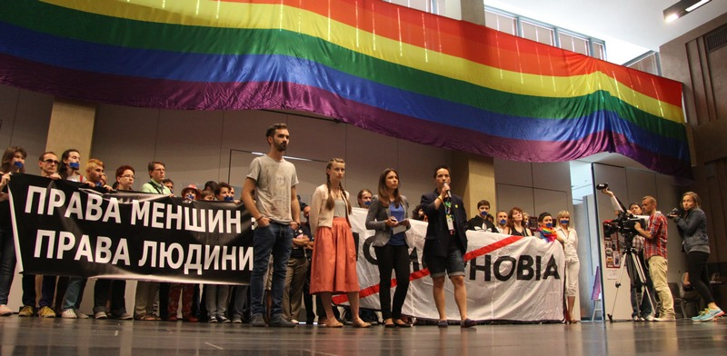 Two years after Maidan, has Ukraine forgotten about LGBT reform?