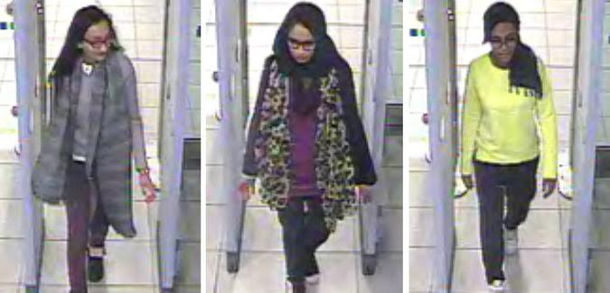 Image Gatwick Airport, courtesy NY Times http://www.nytimes.com/2015/08/18/world/europe/jihad-and-girl-power-how-isis-lured-3-london-teenagers.html