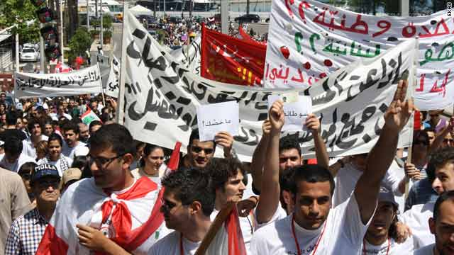 Lebanon's Confessionalism is a Bulwark Against Democracy