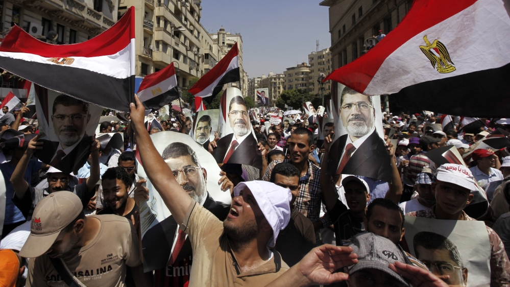 Egypt's Muslim Brotherhood Problem
