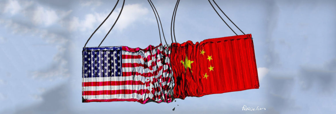 Impact of the U.S.-China Trade War and China's Policy Responses