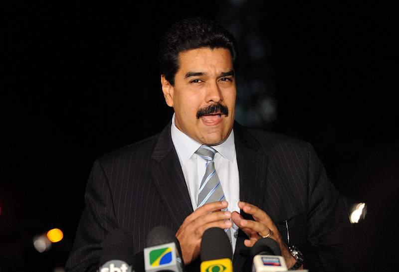 Venezuela's Maduro must take the first step toward admitting that he has a problem