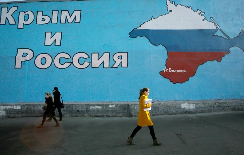 Putin's Latest Oblast: A Constructivist Perspective