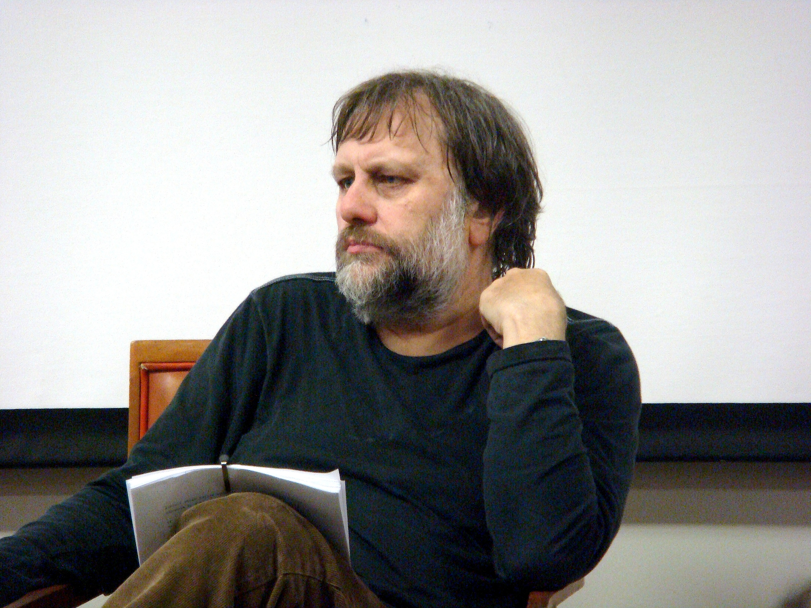 Insights | Slavoj Žižek talks about Greece and Syriza