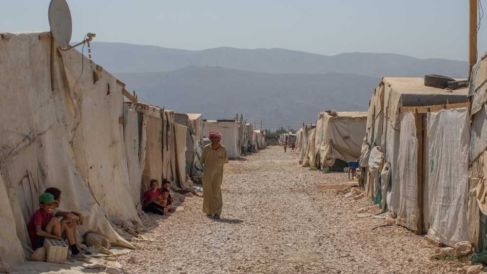Under Different Kinds of Attacks: Syrian Refugees in Lebanon