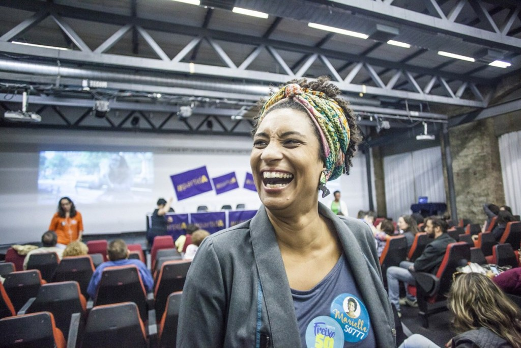Arrests in Marielle Franco's Death a Blow to Bolsonaro's Brazil, a Step Towards the Accountability She Fought For