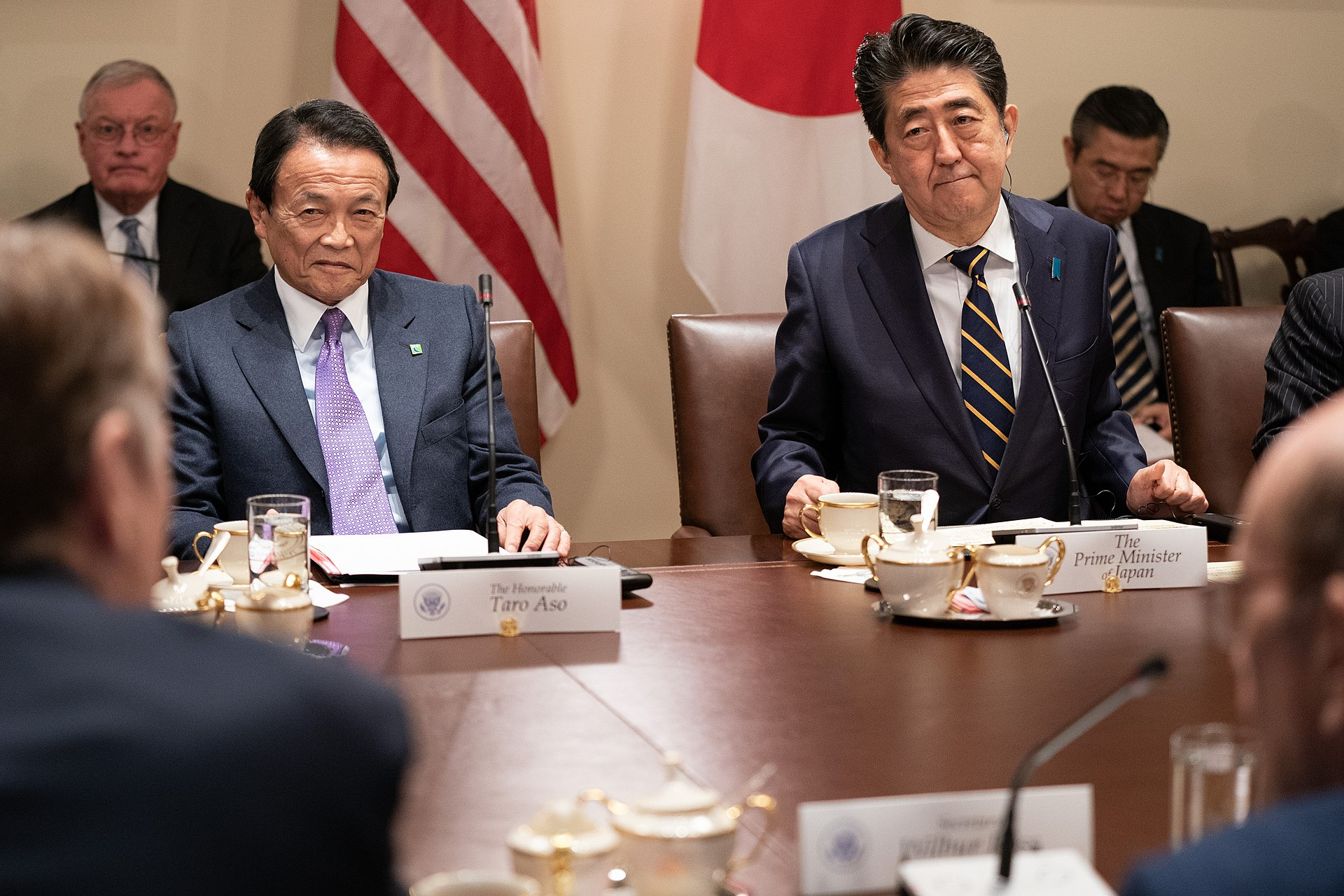 Japan sends mixed signals as they push for 'World Free of Nuclear Weapons'